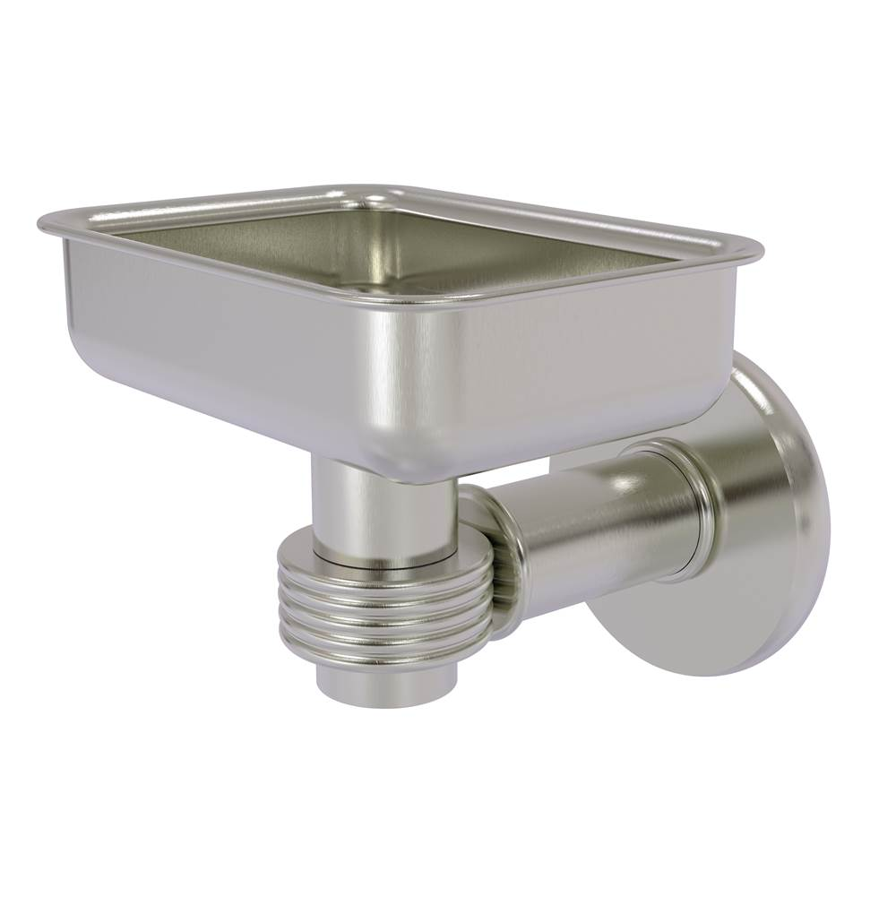 Allied Brass Soap Dishes Bathroom Accessories item 2032G-SN