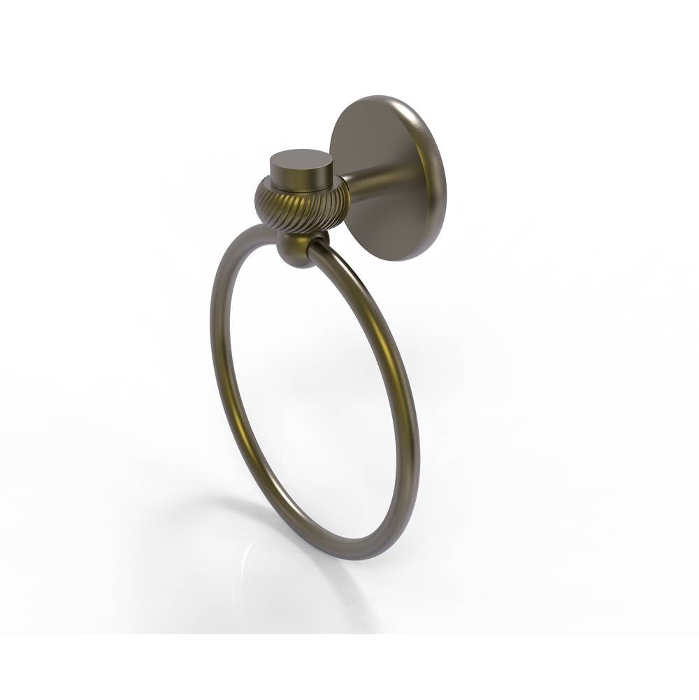 Allied Brass Towel Rings Bathroom Accessories item 7116T-ABR