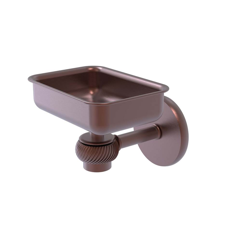 Allied Brass Soap Dishes Bathroom Accessories item 7132T-CA