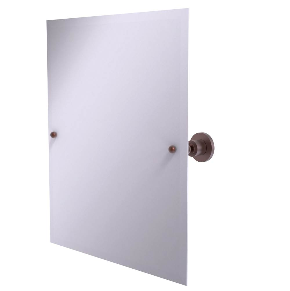 Allied Brass Rectangle Mirrors item AP-92-CA