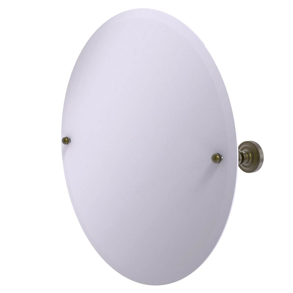 Allied Brass Round Mirrors item DT-90-ABR