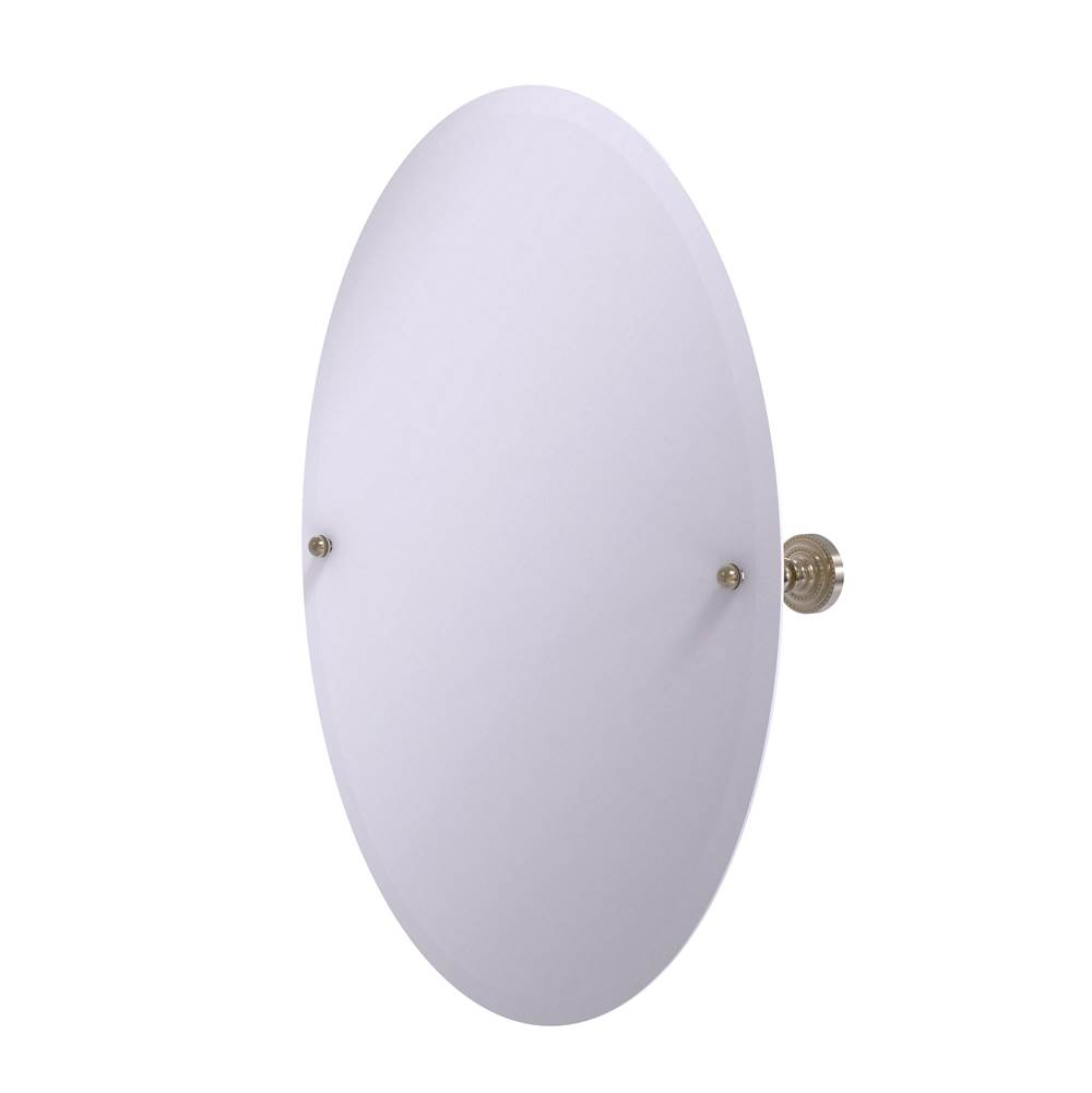 Allied Brass Oval Mirrors item DT-91-PEW
