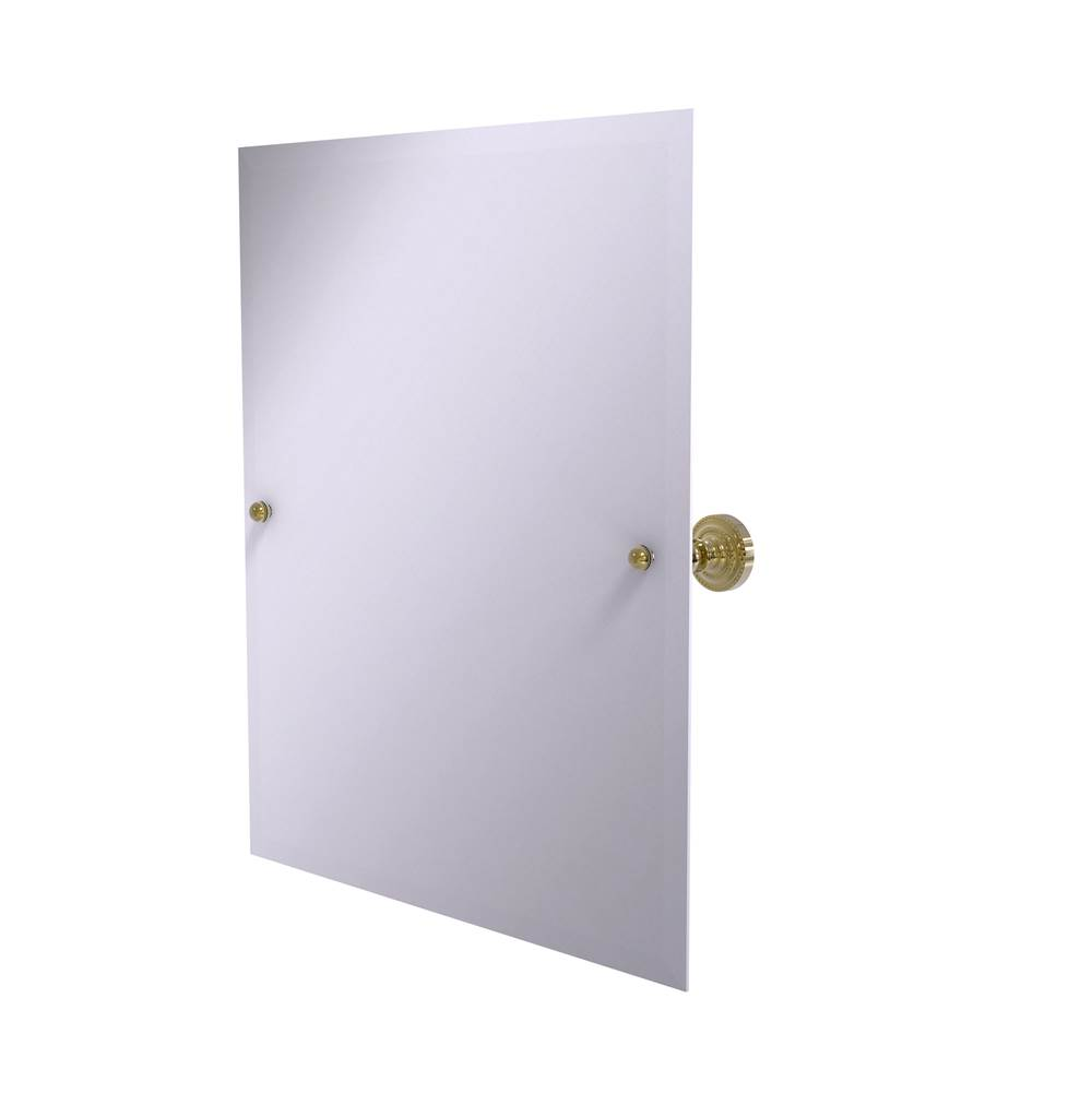 Allied Brass Rectangle Mirrors item DT-92-UNL