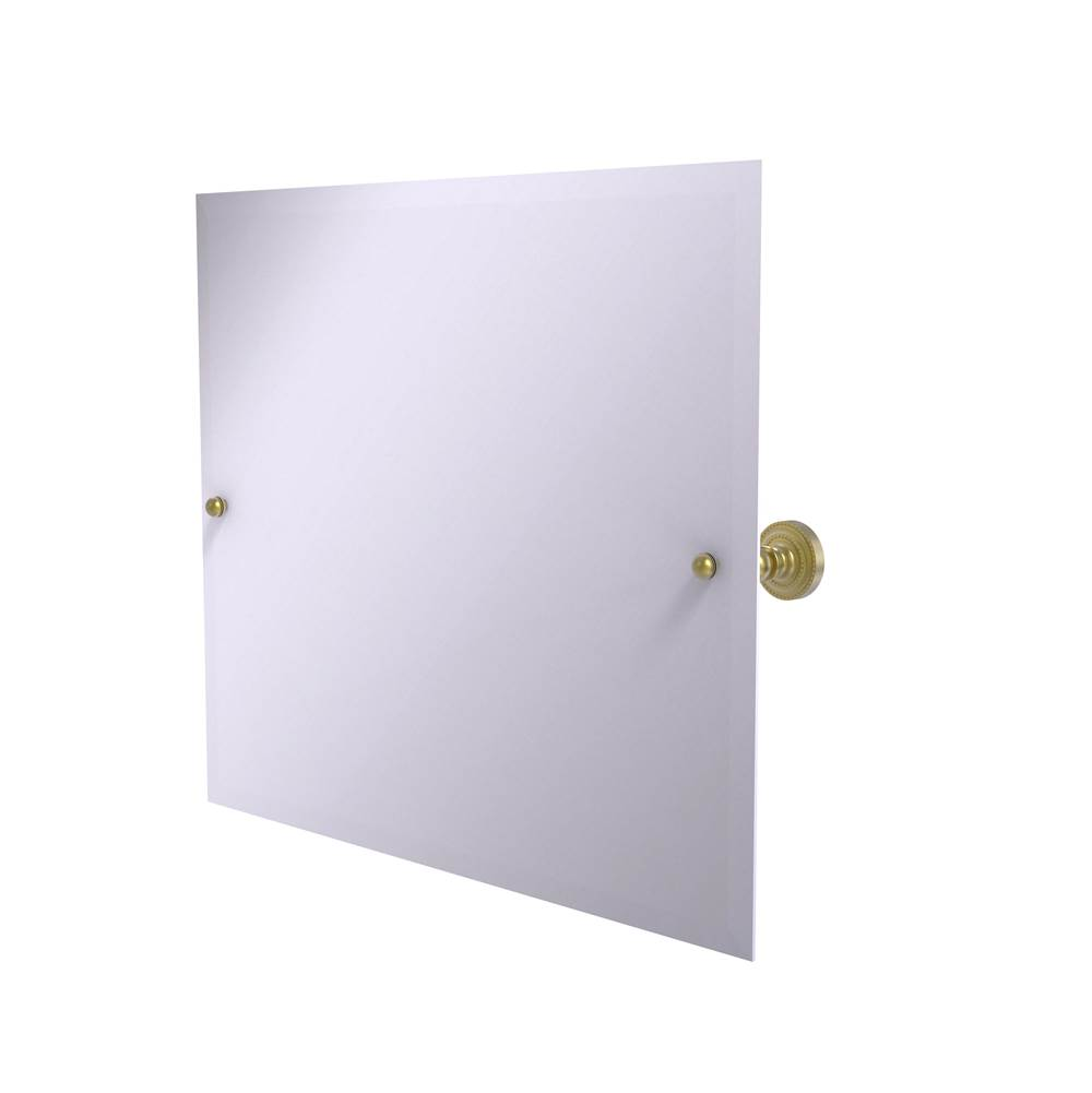 Allied Brass Rectangle Mirrors item DT-93-SBR