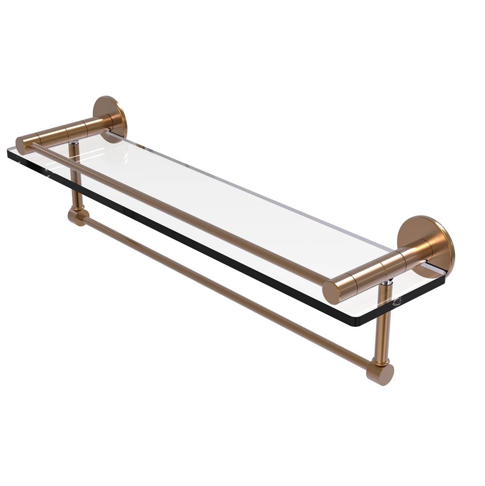 Allied Brass Shelves Bathroom Accessories item FR-1/22GTB-BBR