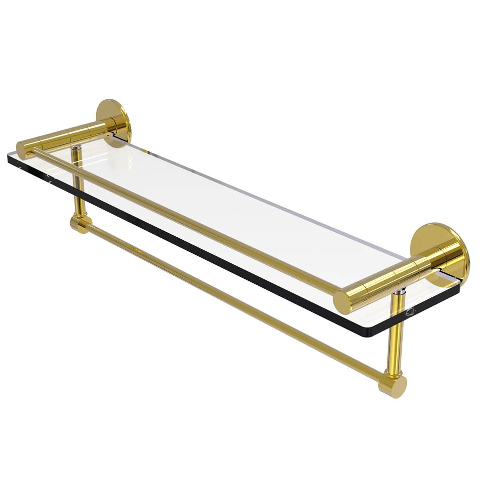 Allied Brass Shelves Bathroom Accessories item FR-1/22GTB-PB