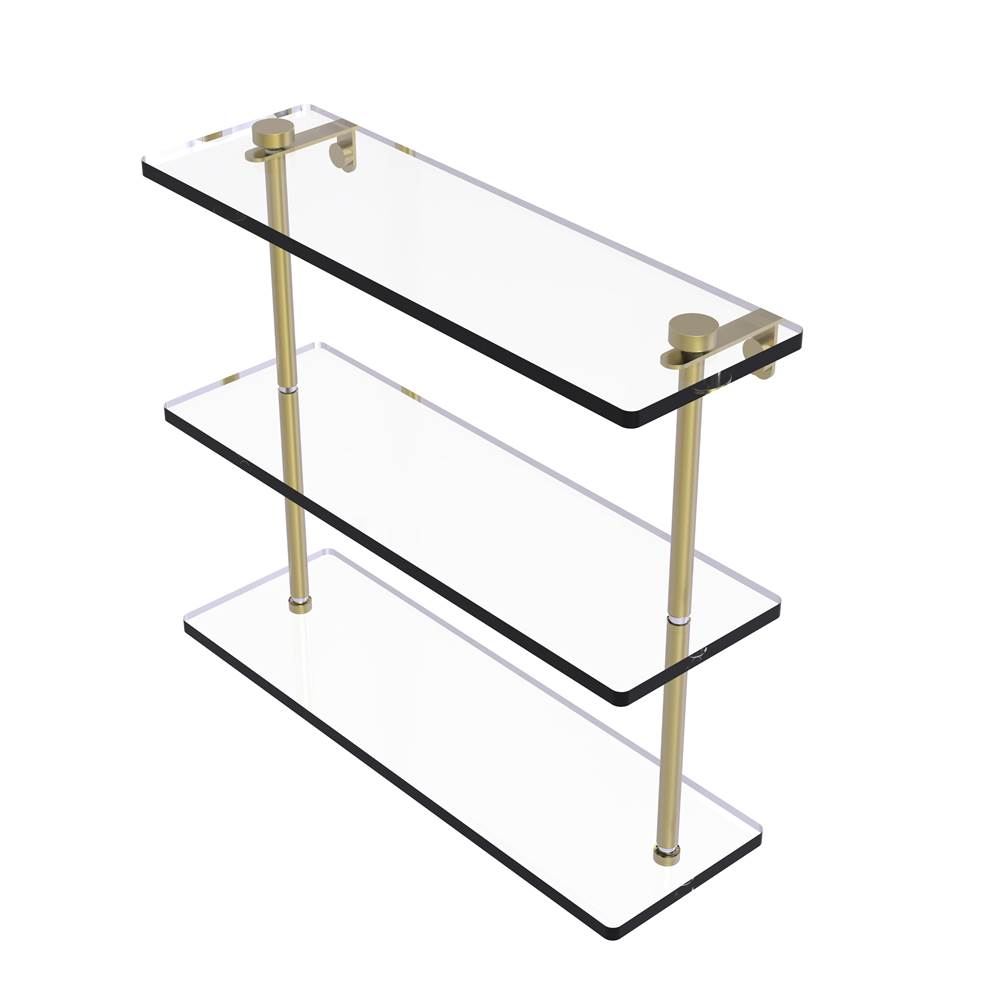 Allied Brass Shelves Bathroom Accessories item NS-5/16-SBR