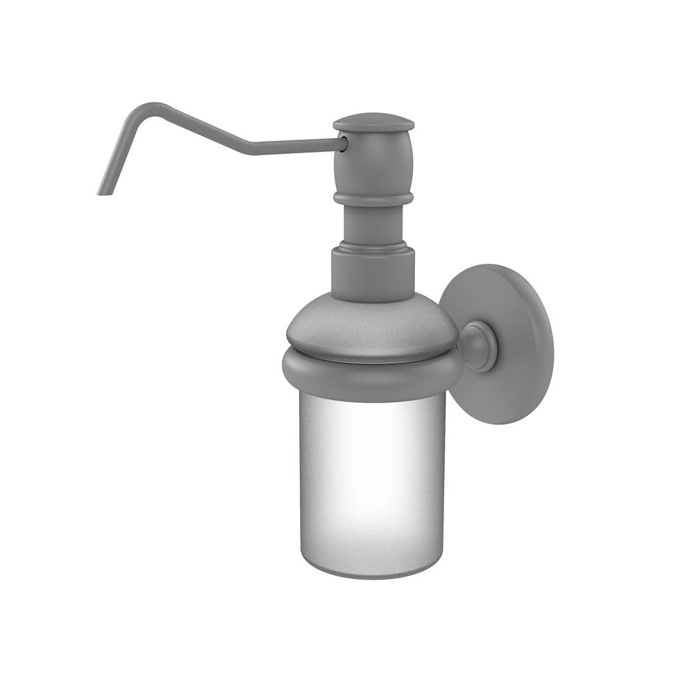 Allied Brass Soap Dispensers Bathroom Accessories item P1060-GYM