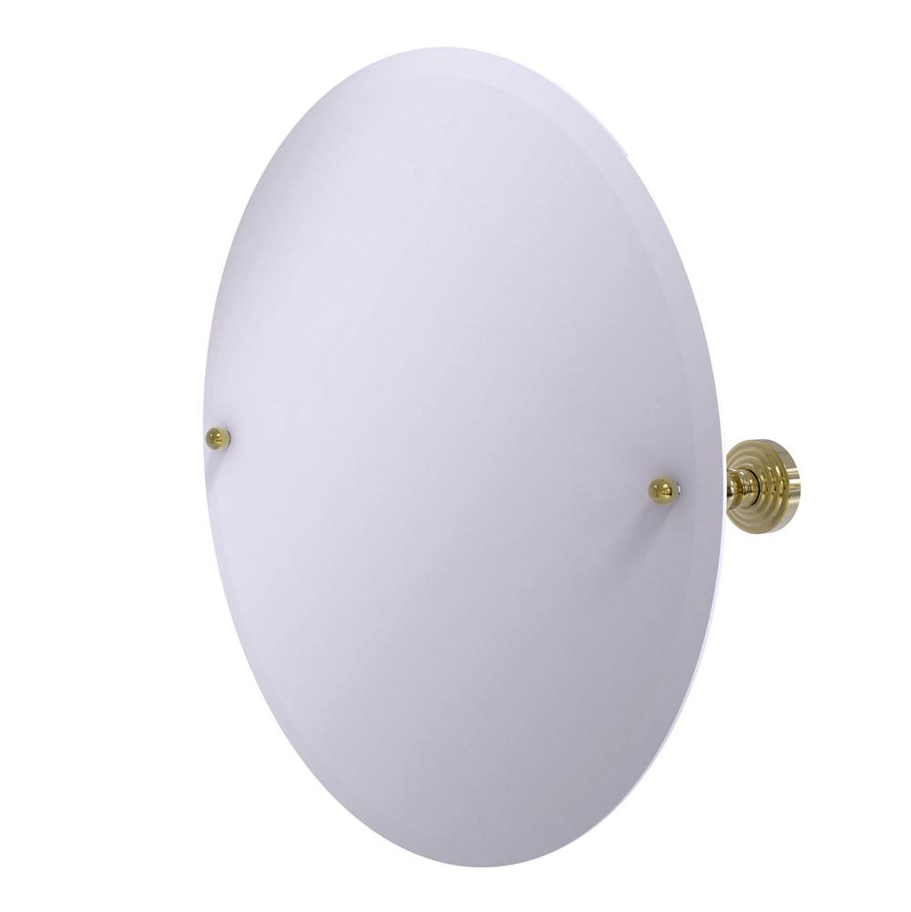 Allied Brass Round Mirrors item P1090-UNL