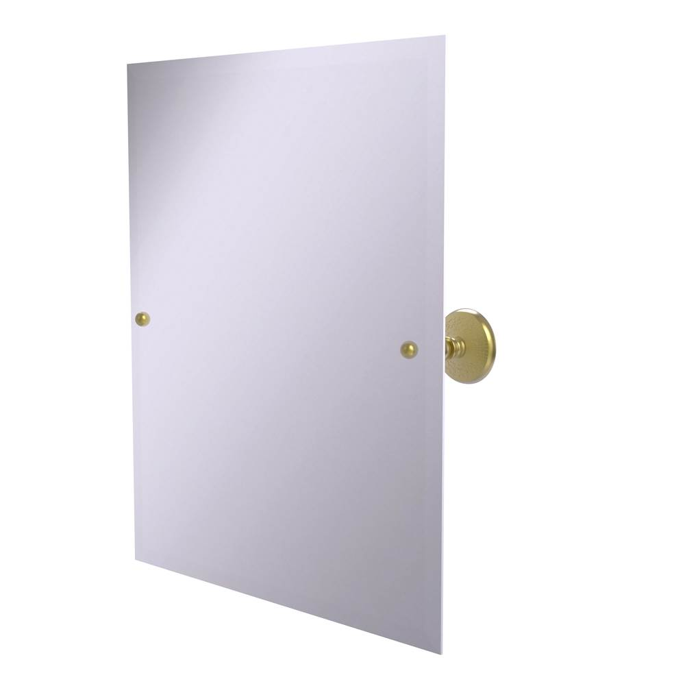 Allied Brass Rectangle Mirrors item PMC-92-SBR