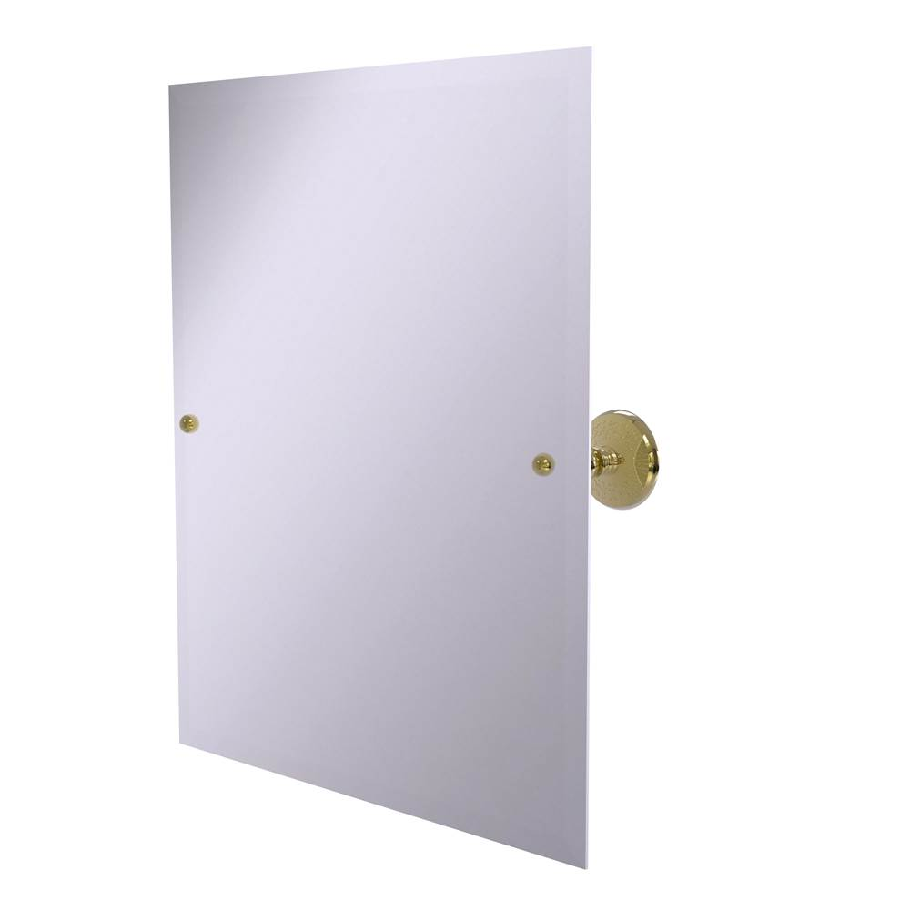 Allied Brass Rectangle Mirrors item PMC-92-UNL