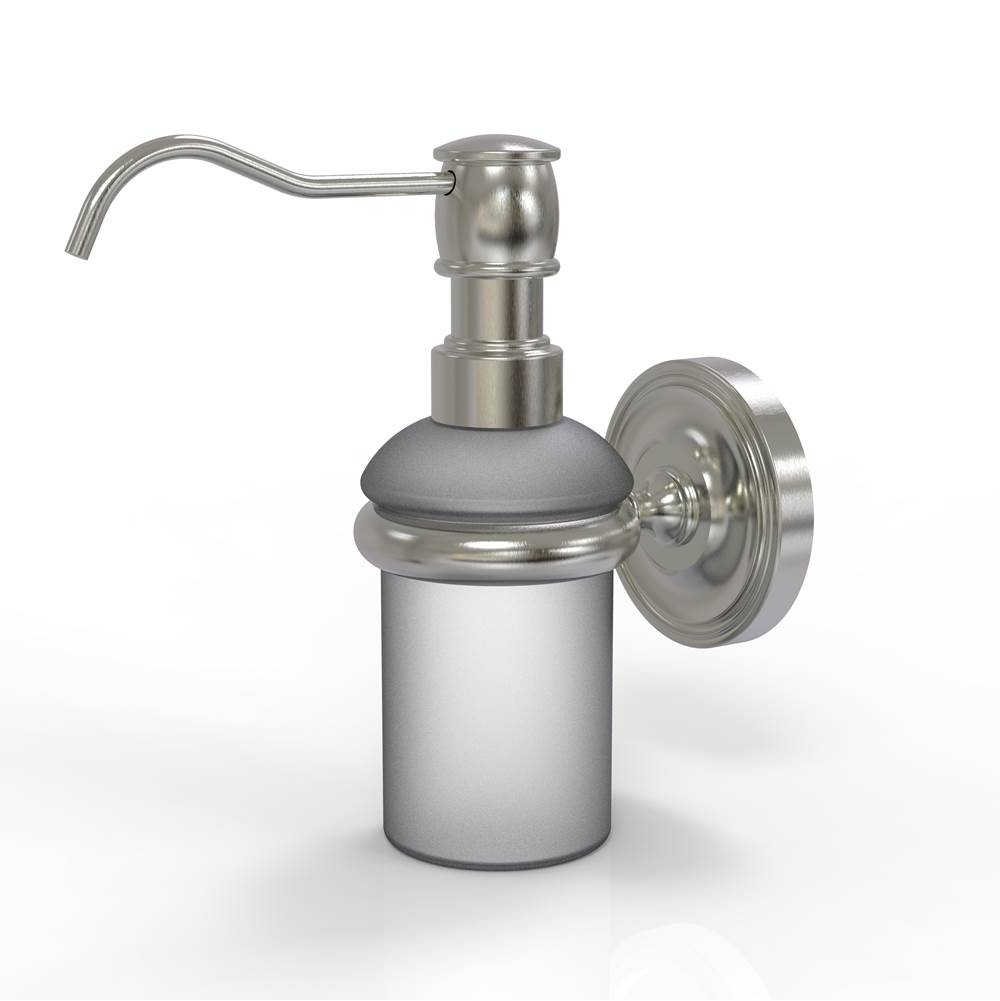 Allied Brass Soap Dispensers Bathroom Accessories item PR-60-SN