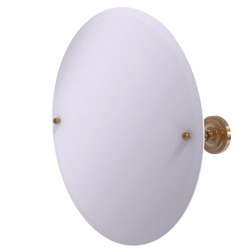 Allied Brass Round Mirrors item PR-90-BBR