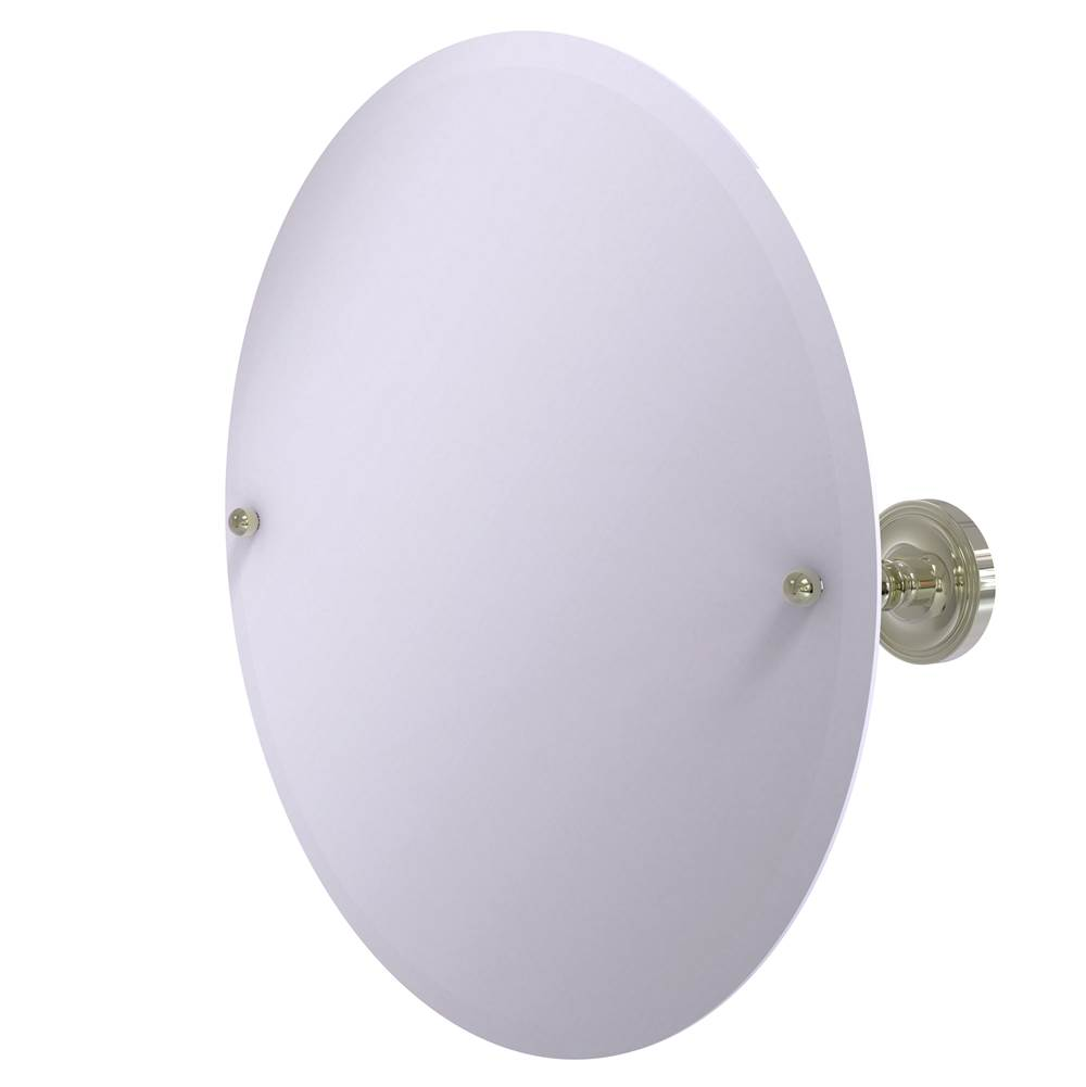 Allied Brass Round Mirrors item PR-90-PNI