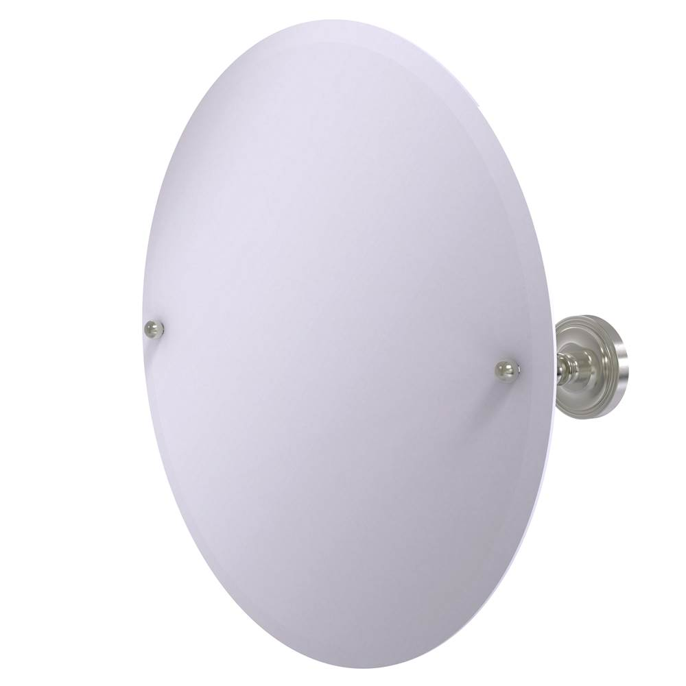 Allied Brass Round Mirrors item PR-90-SN
