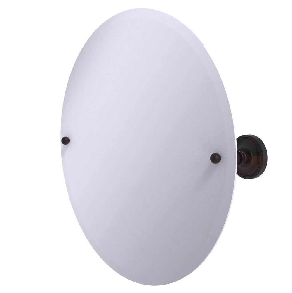 Allied Brass Round Mirrors item PR-90-VB