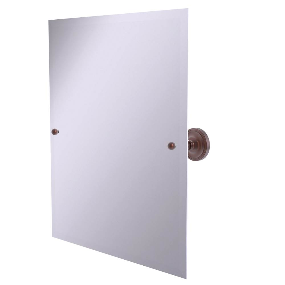 Allied Brass Rectangle Mirrors item PR-92-CA