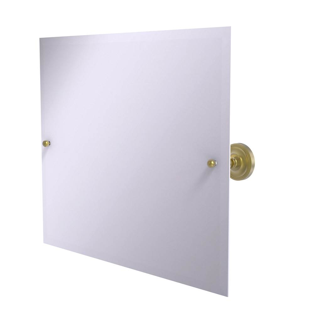 Allied Brass Rectangle Mirrors item PR-93-SBR