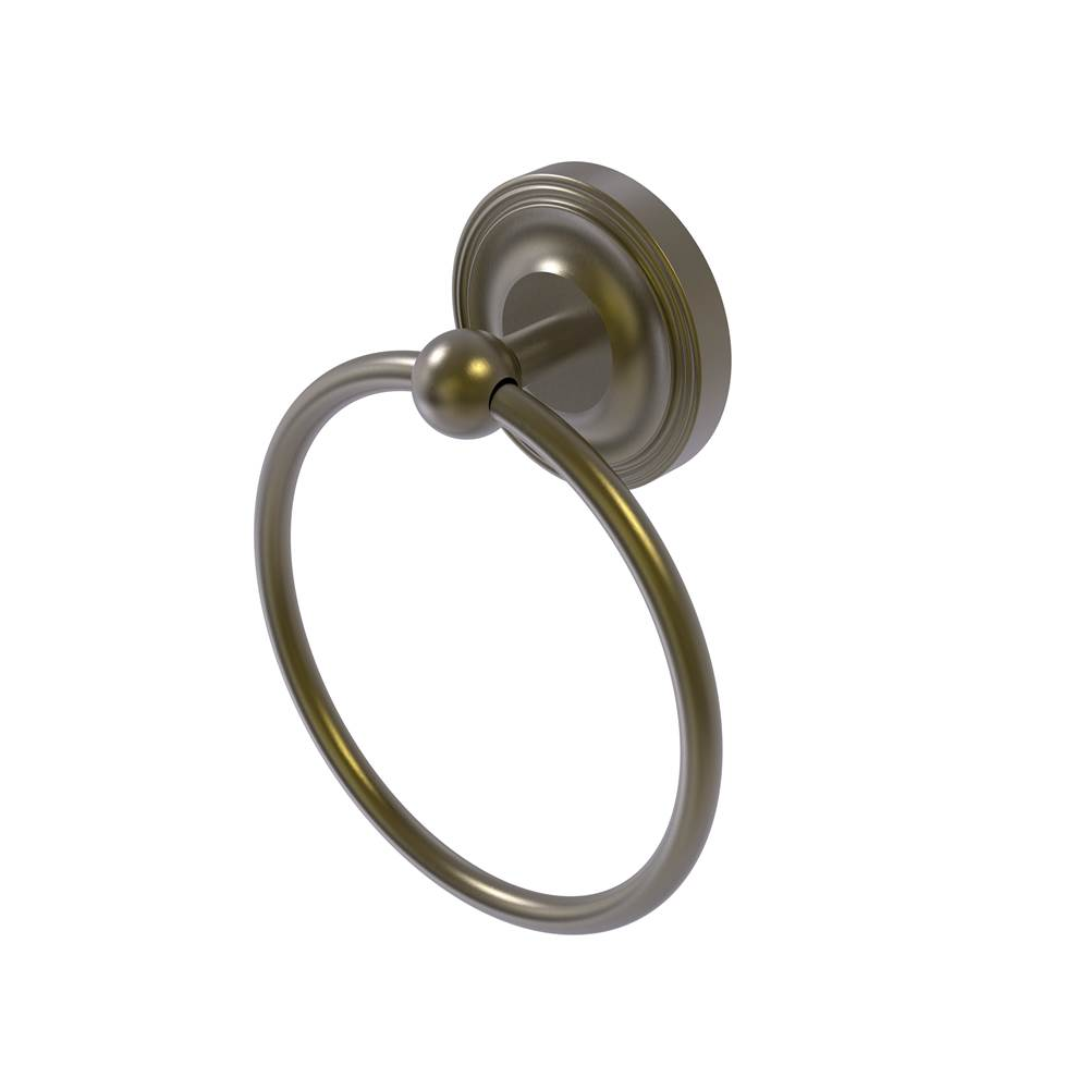 Allied Brass Towel Rings Bathroom Accessories item R-16-ABR