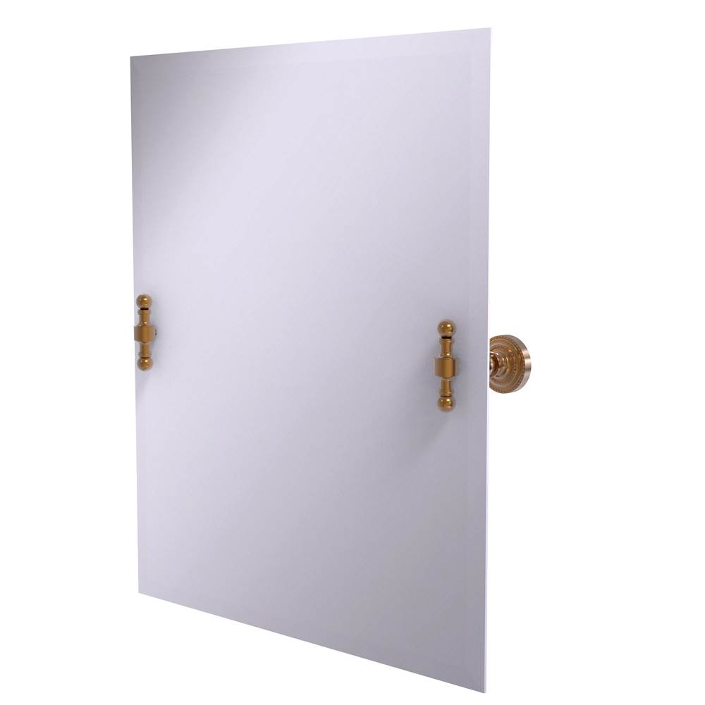 Allied Brass Rectangle Mirrors item RD-92-BBR