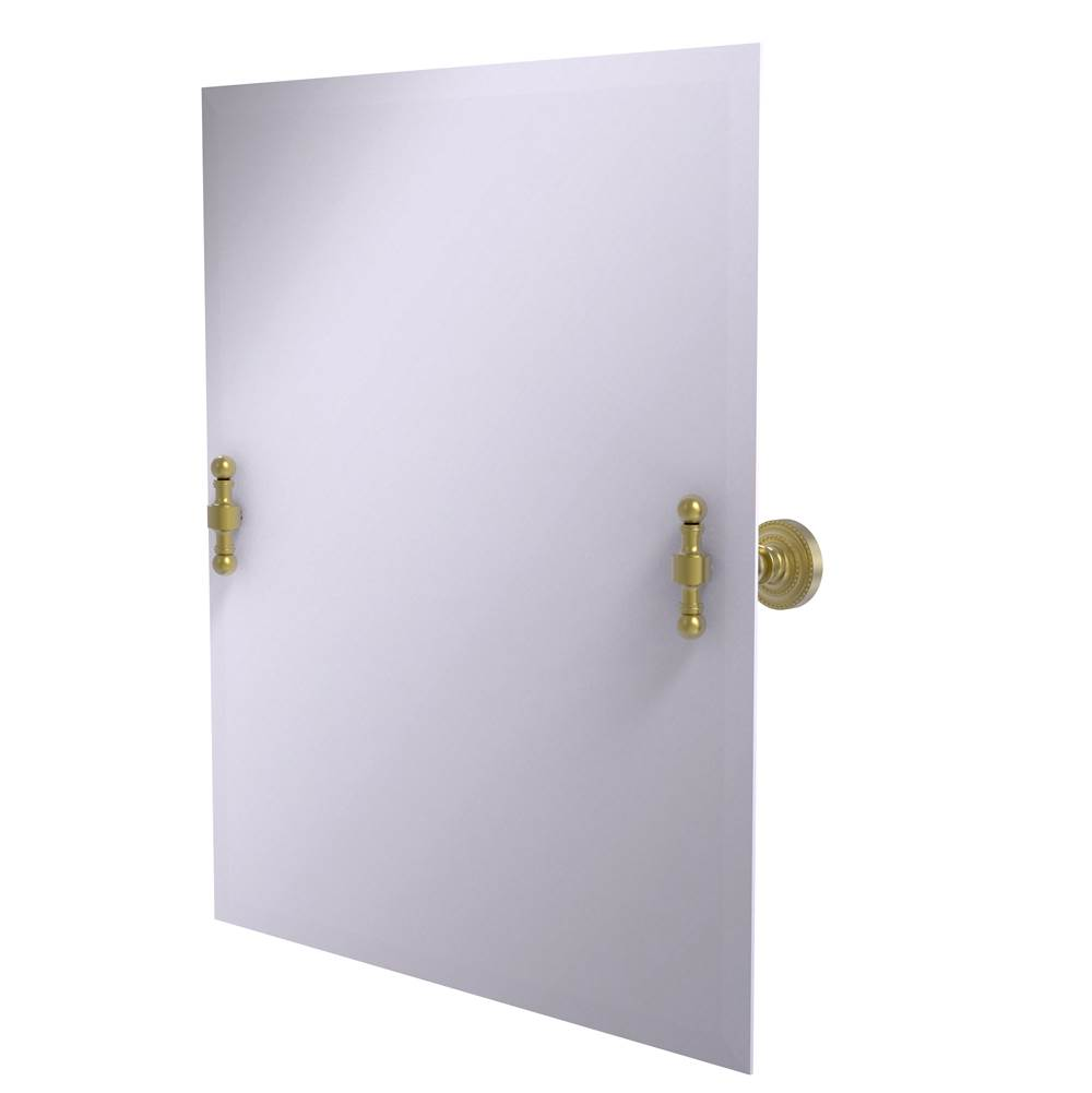 Allied Brass Rectangle Mirrors item RD-92-SBR