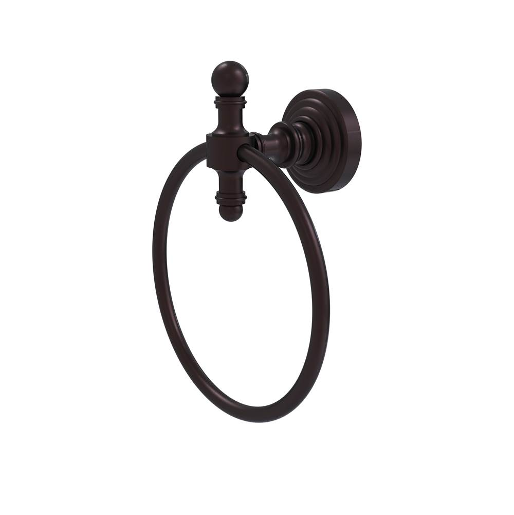 Allied Brass Towel Rings Bathroom Accessories item RW-16-ABZ