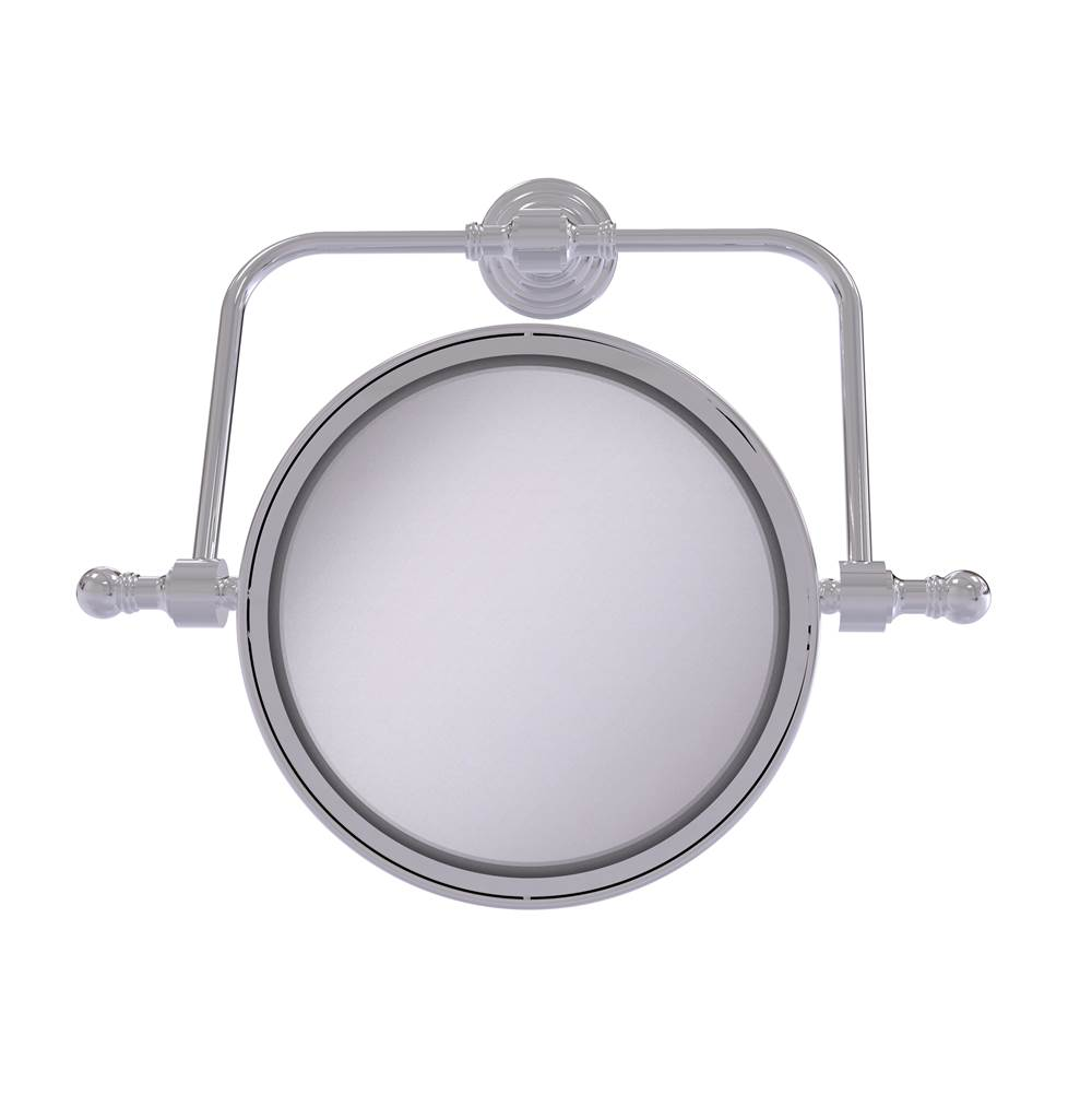 Allied Brass Magnifying Mirrors Bathroom Accessories item RWM-4/3X-PC