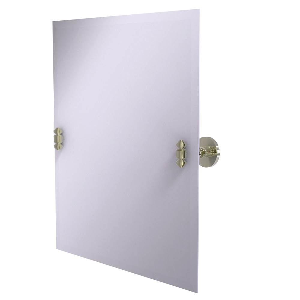 Allied Brass Rectangle Mirrors item SB-92-PNI