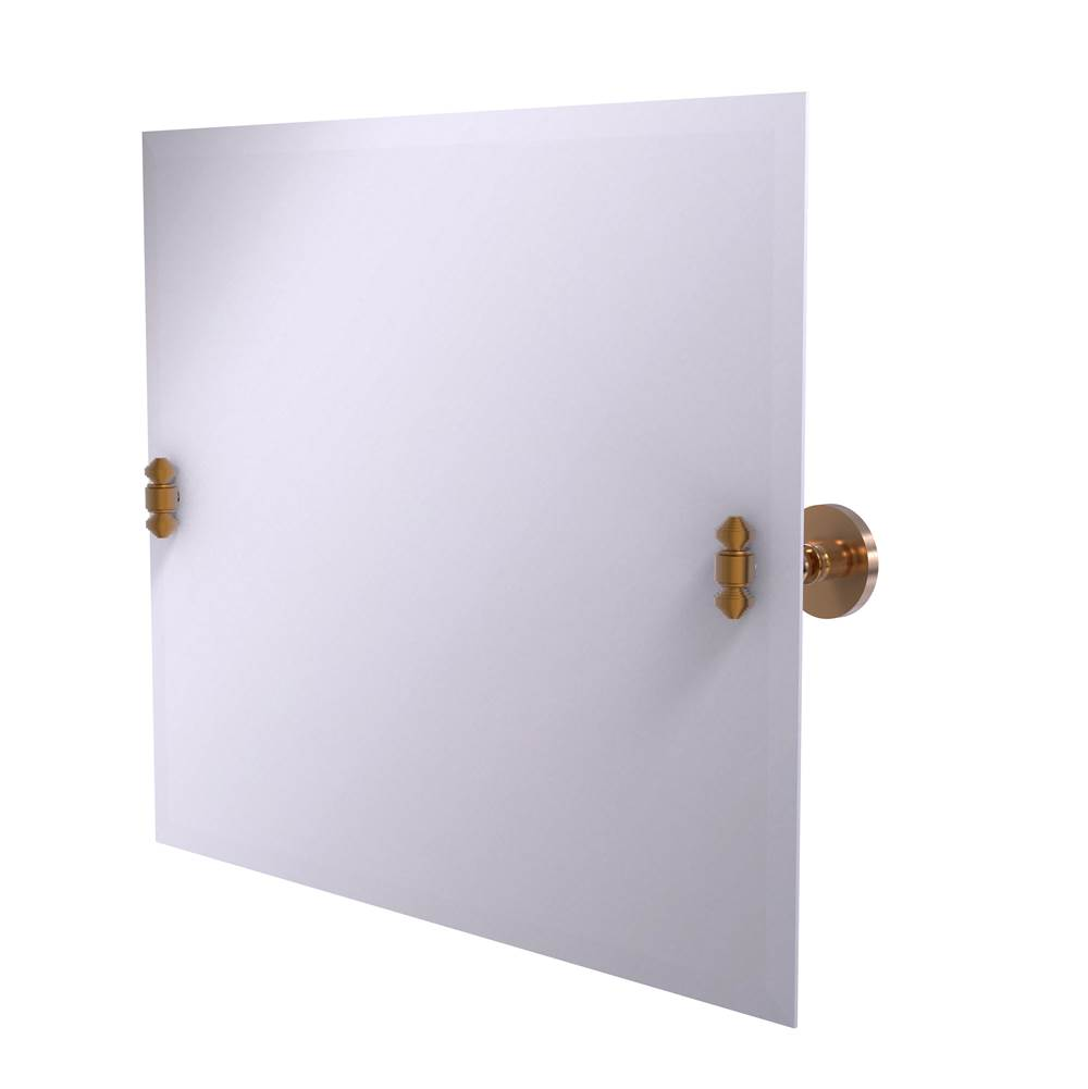 Allied Brass Rectangle Mirrors item SB-93-BBR