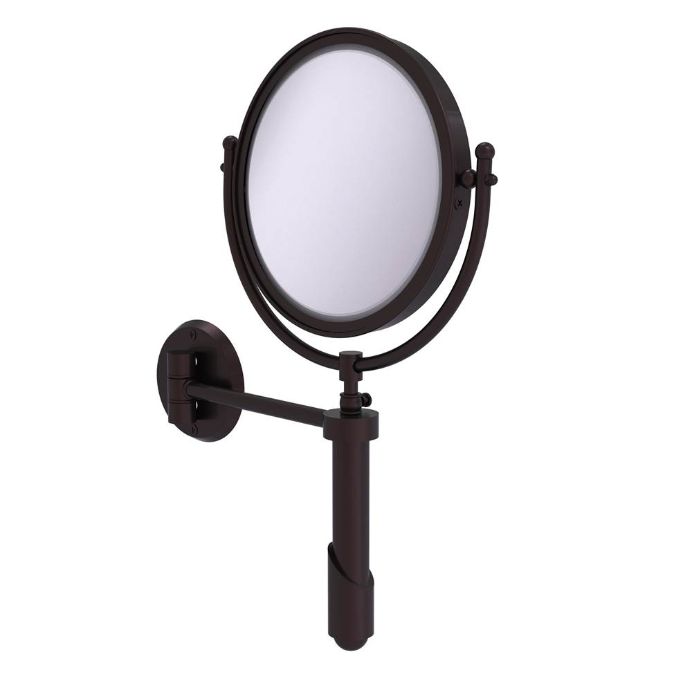 Allied Brass Magnifying Mirrors Bathroom Accessories item SHM-8/4X-ABZ