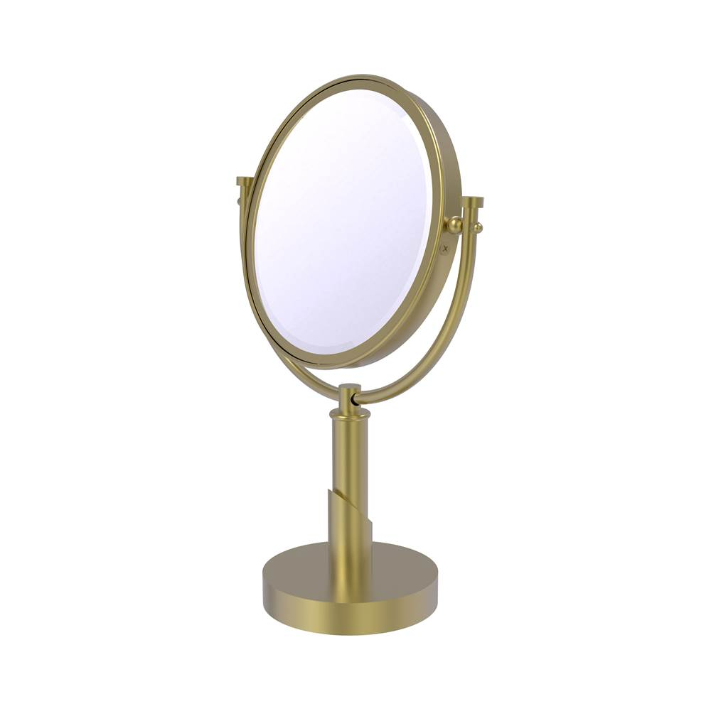 Allied Brass Magnifying Mirrors Bathroom Accessories item TR-4/3X-SBR
