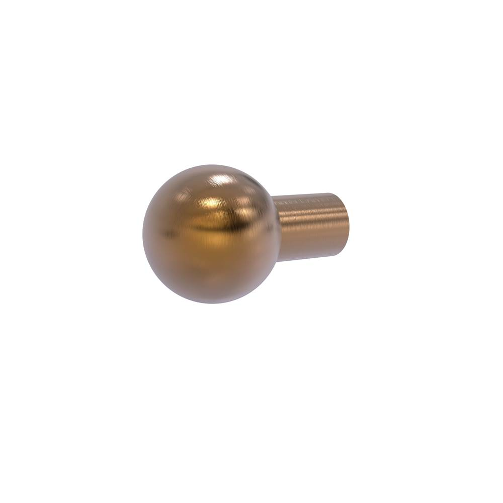 Allied Brass  Knobs item W-1-BBR