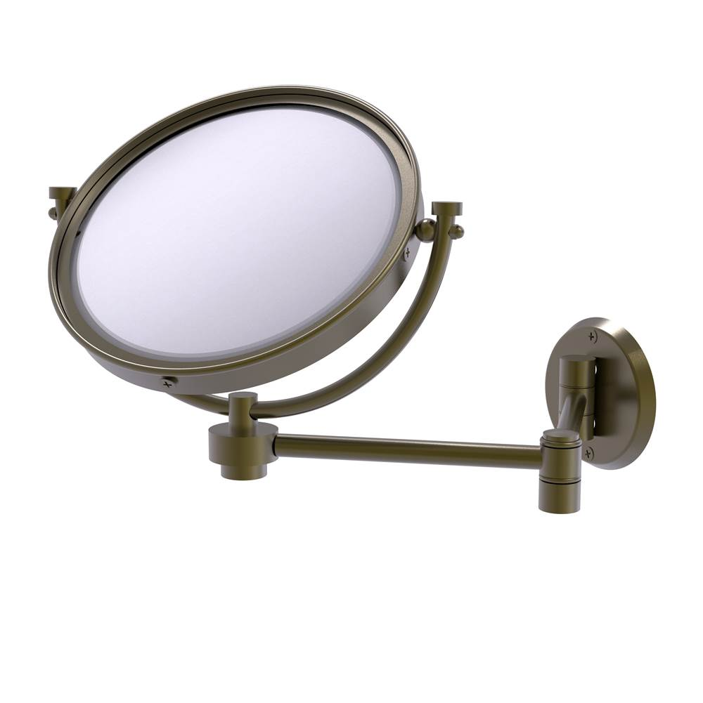 Allied Brass Magnifying Mirrors Bathroom Accessories item WM-6/3X-ABR