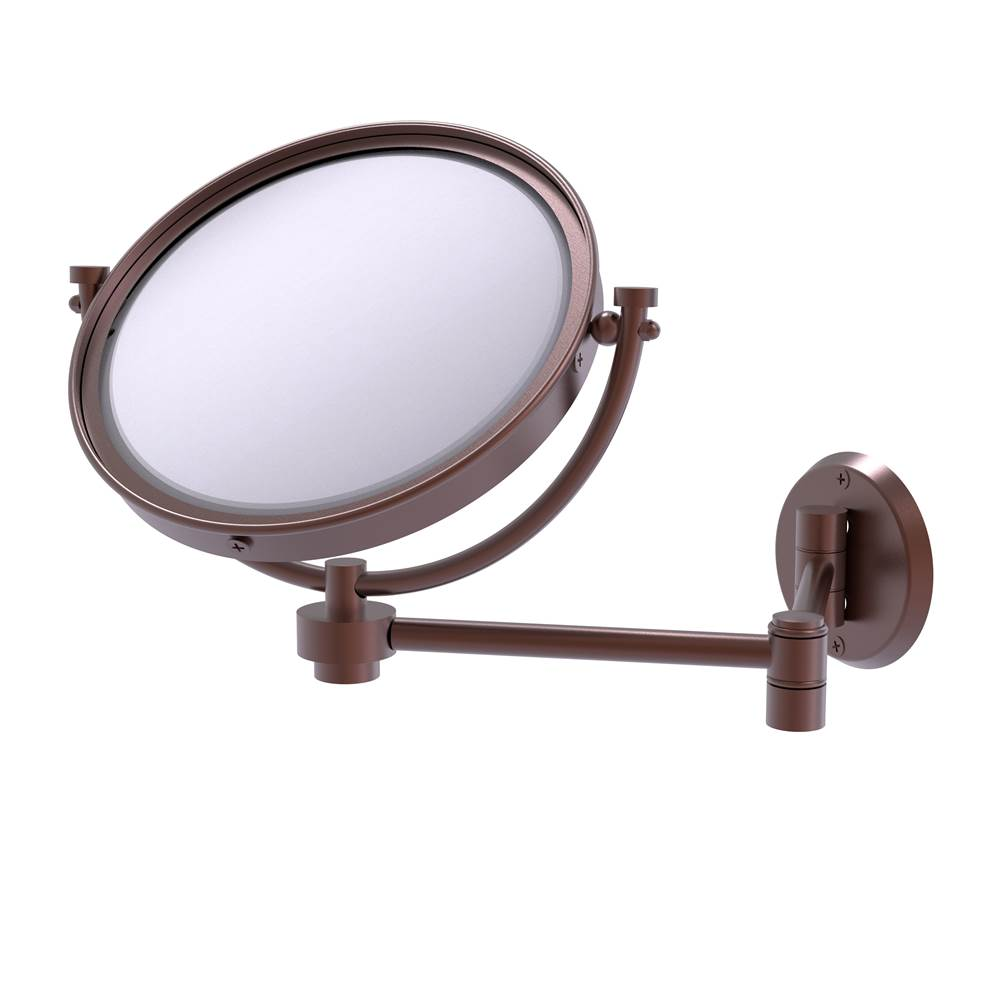 Allied Brass Magnifying Mirrors Bathroom Accessories item WM-6/3X-CA