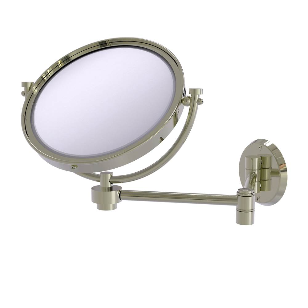 Allied Brass Magnifying Mirrors Bathroom Accessories item WM-6/3X-PNI