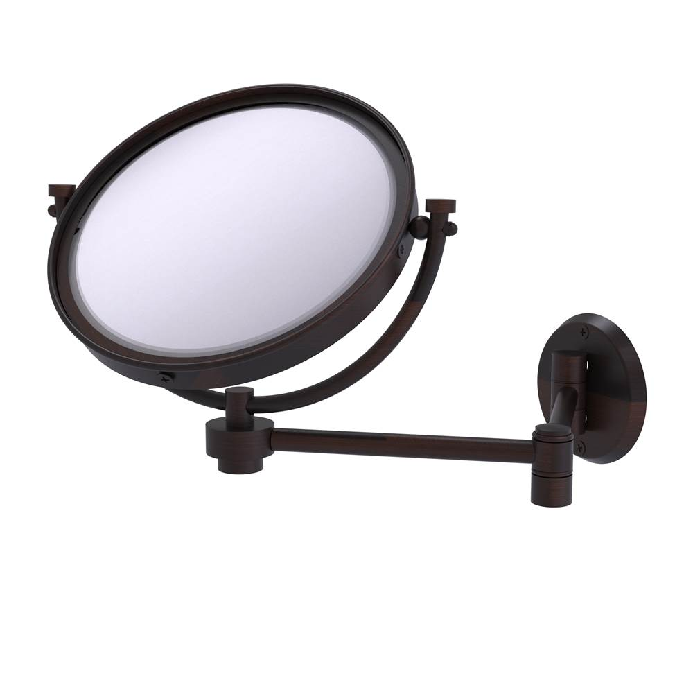 Allied Brass Magnifying Mirrors Bathroom Accessories item WM-6/3X-VB