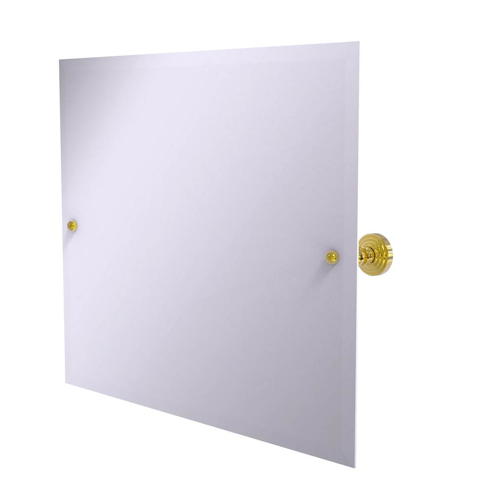 Allied Brass Rectangle Mirrors item WP-93-PB