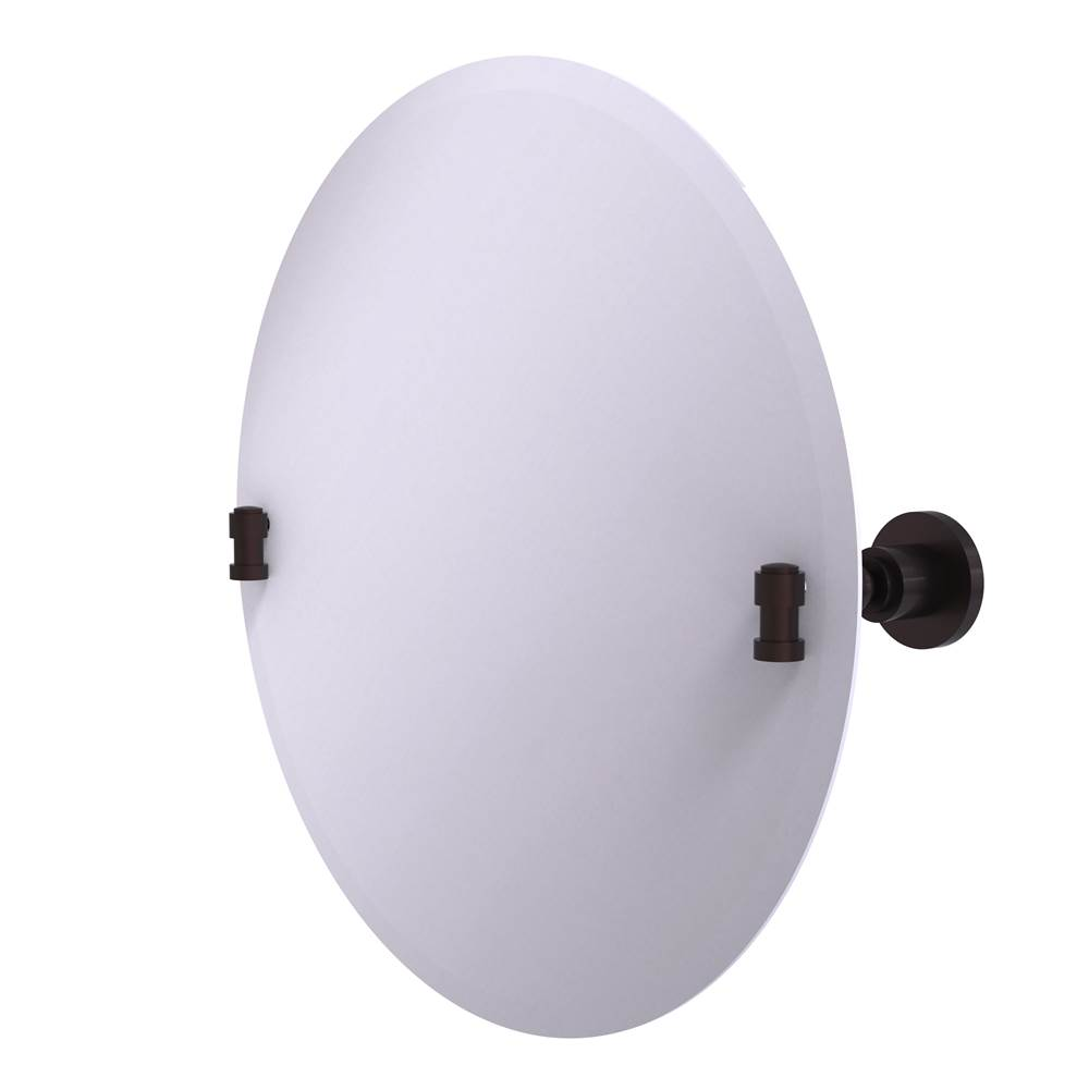 Allied Brass Round Mirrors item WS-90-ABZ