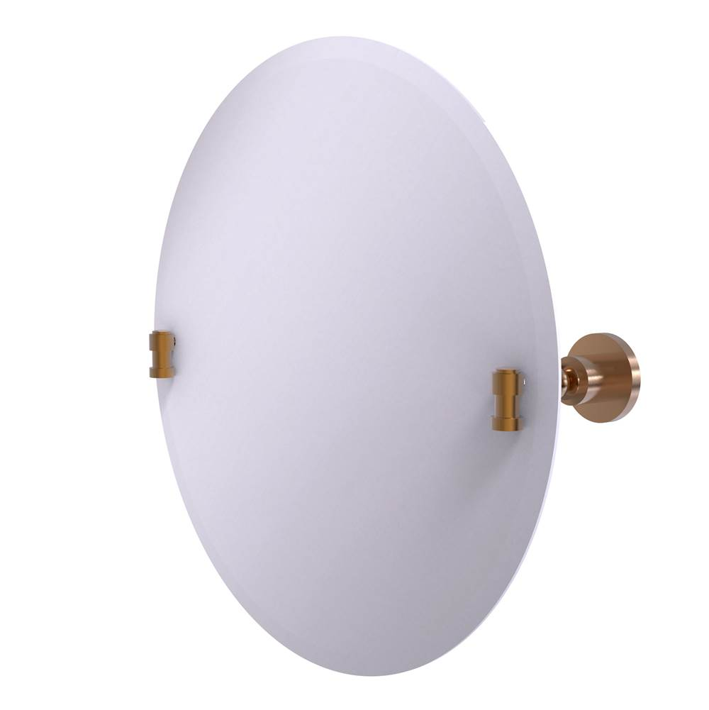 Allied Brass Round Mirrors item WS-90-BBR
