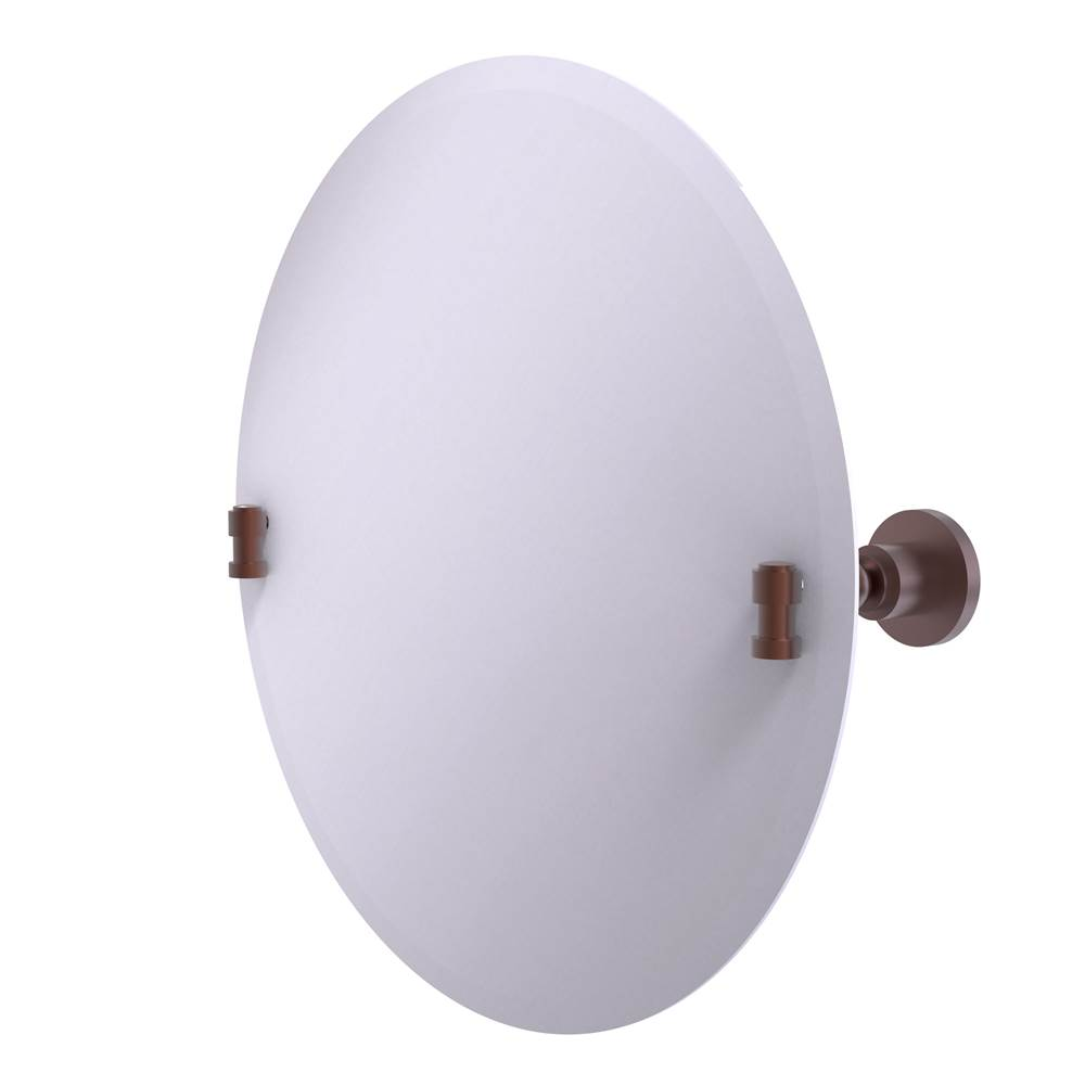 Allied Brass Round Mirrors item WS-90-CA