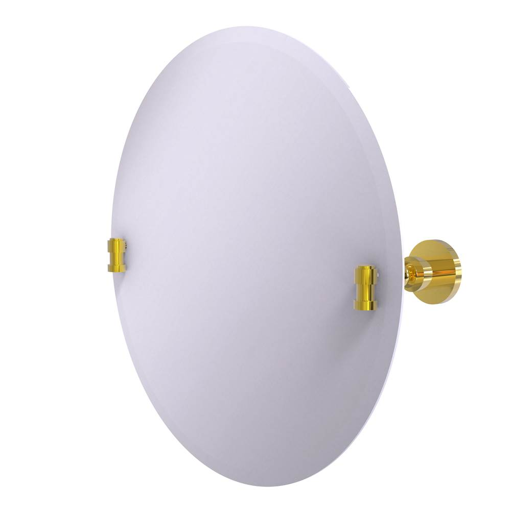 Allied Brass Round Mirrors item WS-90-PB