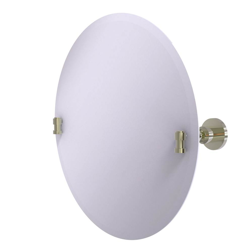 Allied Brass Round Mirrors item WS-90-PNI