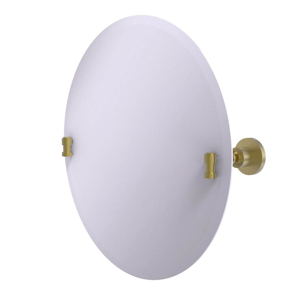 Allied Brass Round Mirrors item WS-90-SBR