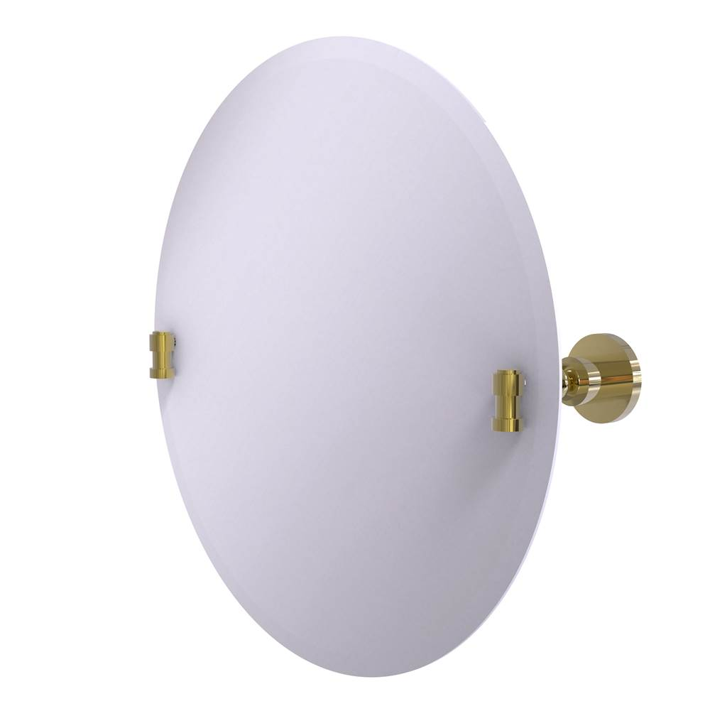 Allied Brass Round Mirrors item WS-90-UNL