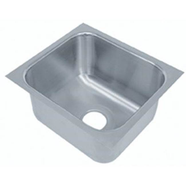 Advance Tabco Drop In Bathroom Sinks item 2028A-12