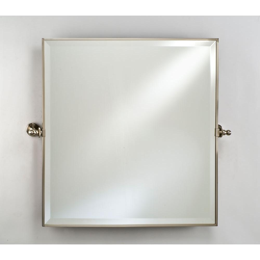 Afina Corporation Square Mirrors item RM-824-SN