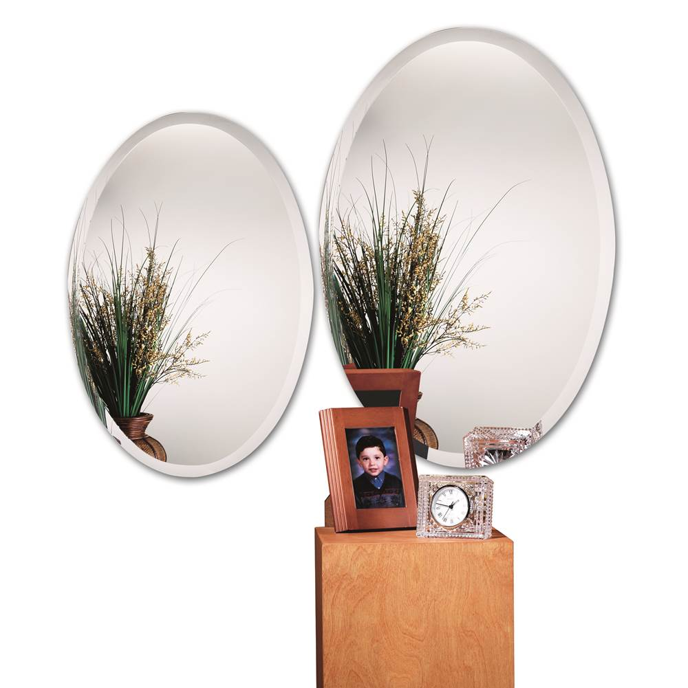 Alno Oval Mirrors item 9567-202