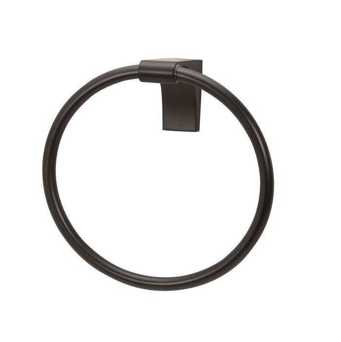 Alno Towel Rings Bathroom Accessories item A6840-BRZ