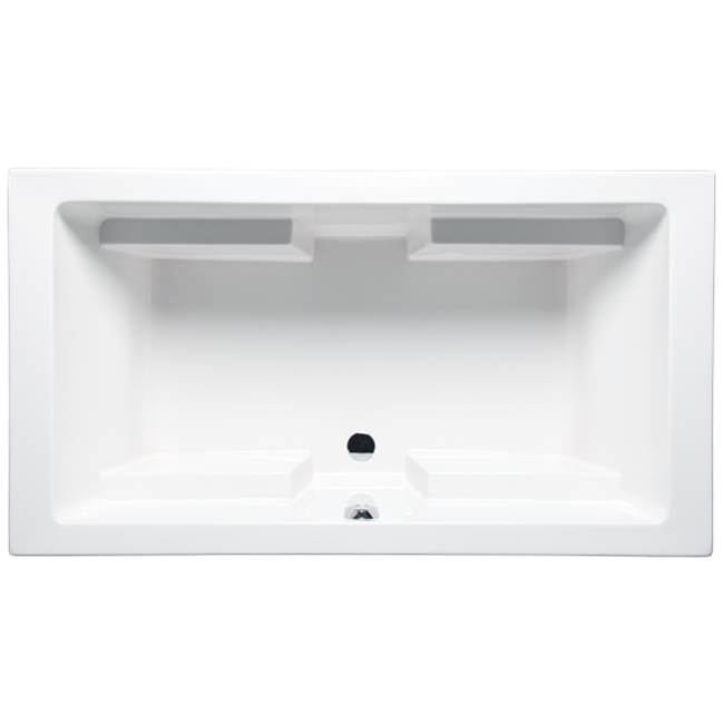 Americh Drop In Air Bathtubs item LA6640TA2-WH
