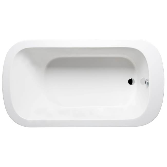 Americh Drop In Soaking Tubs item ZI6632B-WH